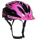 AWE® AWEAir™ REMPLACEMENT DE CRASH GRATUIT 5 ANS * Moule adulte femmes en cyclisme sur route casque 58-61cm Noir de carbone rouge