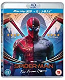 Spider-Man: Far from Home - [Blu-ray + Blu-ray 3D] [2019] [Region Free] only £14.99 on Amazon