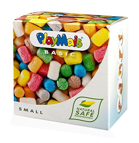 Loick Biowertstoff 160023 PlayMais - Palomitas de colores para juegos didácticos (150...