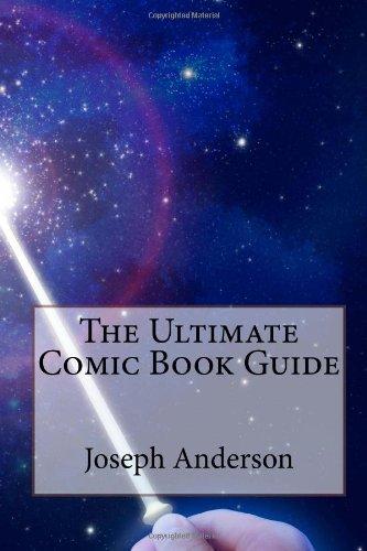 The Ultimate Comic Book Guide