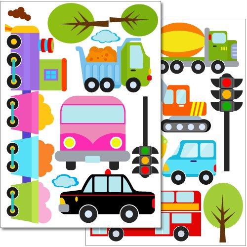 adesivi-da-parete-wandkings-mondo-dellauto-a-colori-set-adesivi-20-adesivi-su-2-fogli-din-a4