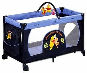 Hauck Dream N Play Disney Winnie the Pooh Best Friends Travel Cot