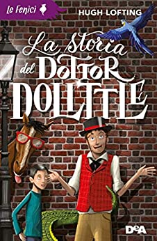 Hugh Lofting – La storia del Dottor Dolittle (2020)