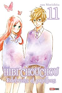 Hibi Chouchou - Edelweiss & Papillons Edition simple Tome 11