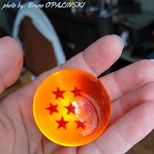 Größe - 7 Dragonballs kaufen - Dragonballs kaufen für Cosplay Kostüm - Manga Anime Set Son-Goku - Vegeta - Shenlong Kugeln kaufen