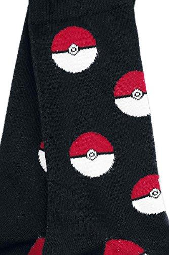 Oficial-de-Pokemon-de-Poke-Ball-todo-impresin-calcetines-Crew-tamao