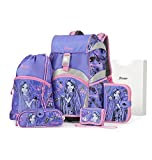Sammies by Samsonite - Schulranzen Set 5 tlg. - Rapunzel