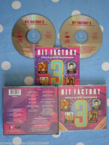 Hit Factory 3 - The Best of Stock Aitken Waterman