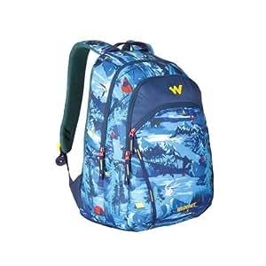 Wildcraft 35 Ltrs Enamel Casual Backpack (11617-Enamel)