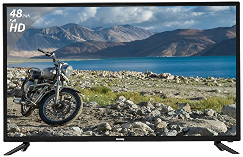 WESTWAY 122 cm (48 Inches) Full HD LED Smart TV WESTWAY-WEL-5100 (Black) (model_year 2018)