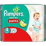 Pampers Baby Dry couches Taille 4