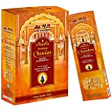 SLM Chandan/Sandal Incense Stick Packet, 20g (8902907009716) - Pack Of 12