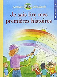 Je sais lire mes premières histoires CP : A la recherche de Filou