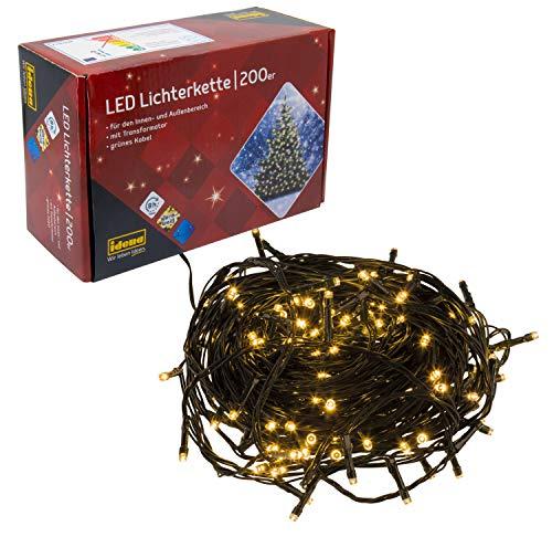 LED-Baum Lichterbaum warm-weiß