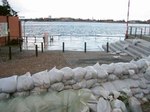Hochwasser - Sandsäcke, 50 Stück
