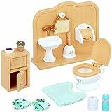 Sylvanian Families Toilet Set