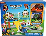 #8: IndusBay Paw Patrol Parking Lot - Track Toy - with Super Chase & Skye