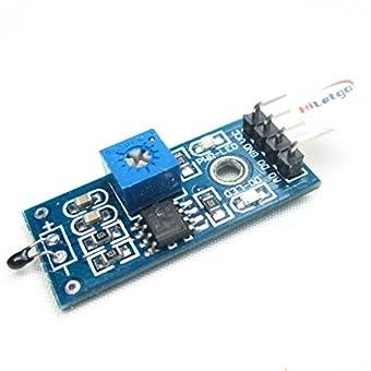 Hiletgo 4-wire Thermistor module module de capteur de température