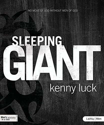 Sleeping Giant Leader Kit No Move Of God Without Men Of God