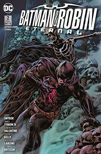 Batman & Robin Eternal: Bd. 2: Engel des Todes
