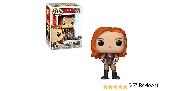 41941 Pop Vinile Funko Multicolore WWE-Becky Lynch Figura da Collezione