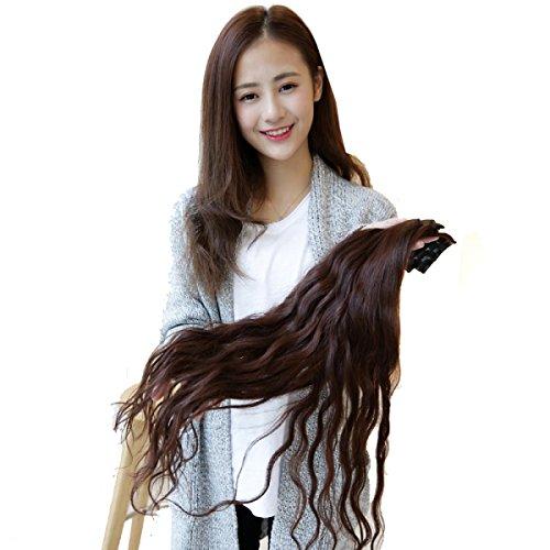 Snifgoij Haar Stück Real Hair Haar Stück Perücke -
