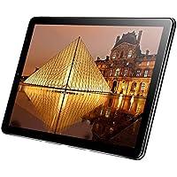 CHUWI Hi9 Plus Tablet pc negra 4G LTE 10.8' Android 8.0 Oreo (MTK6797) 64bits 10 núcleos hasta 2.6GHz 2560*1600 IPS 4G RAM 64G ROM,7000mAh,WIFI ,OTG,Type-c, soporta doble SIM card