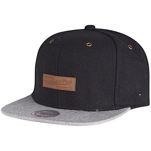 Mitchell & Ness Snapback Cap - PRIME Brand Logo schwarz (Primos-logo-cap)