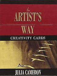 The Artist's Way Creativity Cards (Tarcher Inspiration Cards)