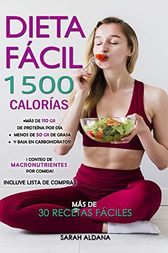 recetas de cocina para dieta de 1500 calorias
