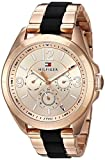 Tommy Hilfiger Analogue Rose Gold Dial Women's Watch (1781770)