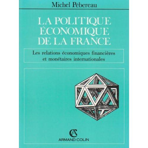 La politique économique de la France