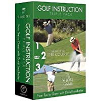 Golf Triple Pack: From Tee to Green
