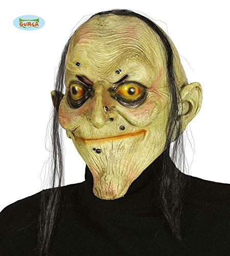 x Maske Halloween Hexenmaske Halloweenmaske Horror gruselig (Hexe Halloween-film)