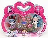 Disney Princess – Whisker Haven – Pumpkin & Berry – Spielset mit 2 x Palace Pets Minifiguren und Accessories