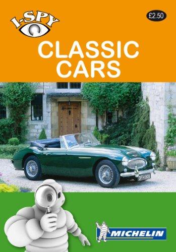 i-SPY Classic Cars