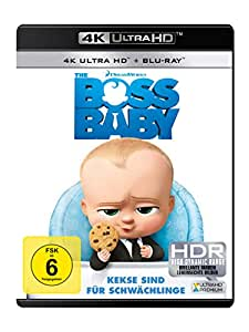 The Boss Baby (4K Ultra HD + Blu-ray 2D)