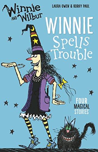 Winnie spells trouble!