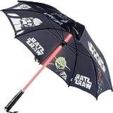 Star Wars Regenschirm Lichtschwert - Verkauf pro Stück