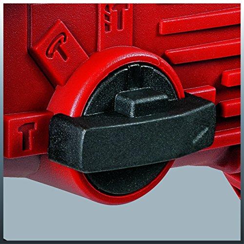 Einhell Bohrhammer TC-RH 800 E (800 W, 2,5 J,Bohrleistung Ø in Beton 26 mm, SDS-Plus-Aufnahme, Metall-Tiefenanschlag, Koffer) - 4