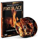 Kaminfeuer - 2 DVD Set - Kaminfeuer Kollektion 2013 mit einer Auswahl von 18 Kaminen mit den Geräuschen des brennenden Holzes