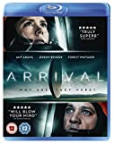 Arrival Bluray