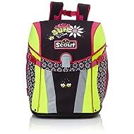 Scout Set de sacs scolaires, Schwarz/Pink (Multicolore) - 73410714700