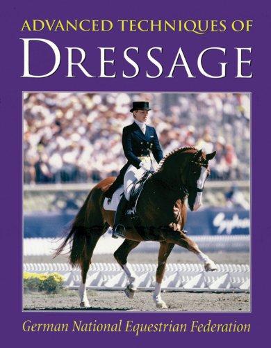 Advanced Techniques of Dressage (Gnef Series) por German National Equestrian  (GNEF)