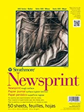 Newsprint Rough Pad 14 Inch X17 Inch