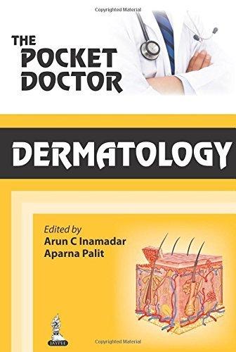 Dermatology (Pocket Doctor) 1st Edition by Inamadar, Arun C., Palit, Aparna (2013) Paperback