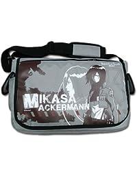 Preisvergleich für Messenger Bag–Attack on Titan–Mikasa New Anime Lizenzprodukt ge82260
