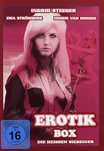 Erotik Box - Die heißen Siebziger [3 DVDs]