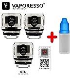 vaporesso gt6 0,2ohm (3pcs) Vaporesso Swag, NRG SE, Revenger, NRG, NRG Mini,Revenger X,Switcher,Switcher LE,Cascade One,