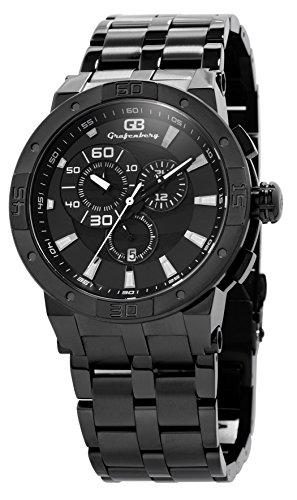 Grafenberg - Herren -Armbanduhr- GB203-622